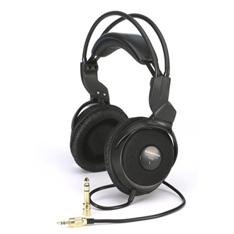 SAMSON RH600 Reference Headphones | 40mm drivers | 32 ohms