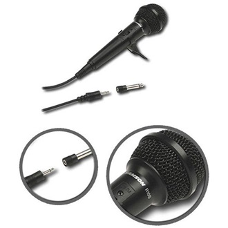 SAMSON R10S JACK 3.5/6.3mm Dynamic Microphone