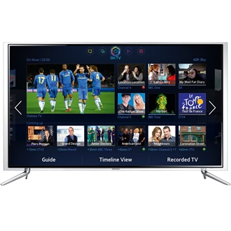 "Samsung UE55F6800 55"" LED smart 3D TV"