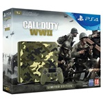 Sony PlayStation 4 Slim 1000GB játékkonzol + Call of Duty: WWII Limited Edition