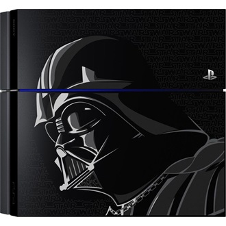SONY PS4 Konzol 1TB + Star Wars Battlefront Limited Edition