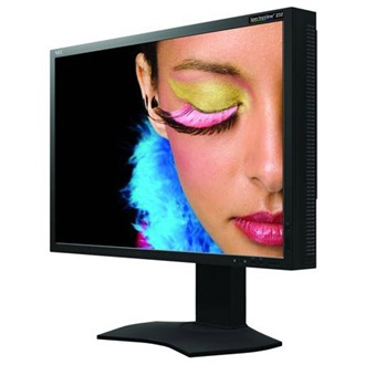 "NEC SpectraView 232 23"" IPS LED monitor fekete"