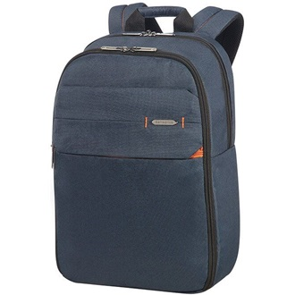 "Samsonite Network 3 Laptop Backpack 15,6"" notebook hátizsák kék"
