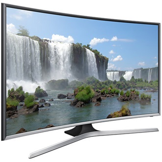 "Samsung 48"" FullHD UE48J6300AW Smart LED TV ívelt"