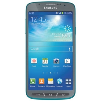 Samsung GT-i9295 Galaxy S4 Active 16GB okostelefon dive blue
