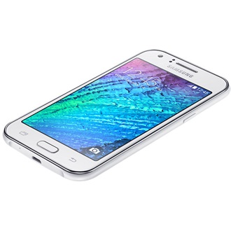 Samsung Galaxy J1 (2016), White (Android)