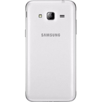Samsung Galaxy J3 (2016), White (Android)