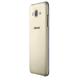 Samsung Galaxy J5 Duos (Dual SIM), Gold (Android)