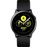 Samsung Galaxy Watch Active okosóra fekete