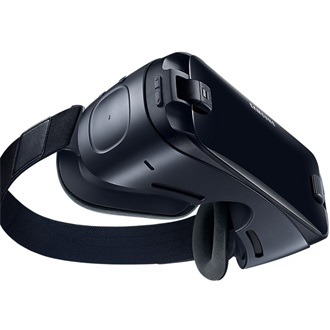 Samsung Gear VR (2017) VR headset fekete + controller