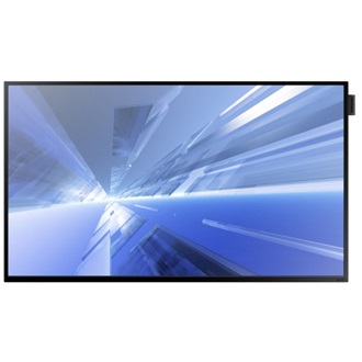 "Samsung DB32D 32"" LED monitor fekete"