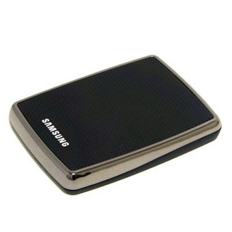 "Samsung 2.5"" HDD USB 2.0 640GB 5400rpm 8MB Cache, Fekete"