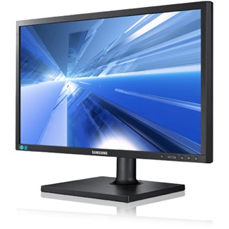 "Samsung S22C45KB 22"" TN LED monitor fekete"