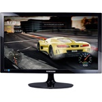 "Samsung S24D330H 24"" TN LED monitor fekete"