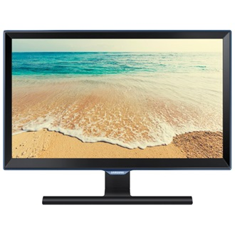 "Samsung T22E390EW 21.5"" LED monitor-TV fekete"