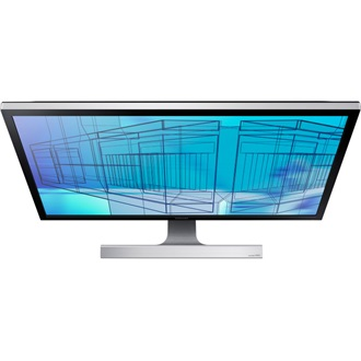 "Samsung U28D590D 28"" TN LED monitor fekete"