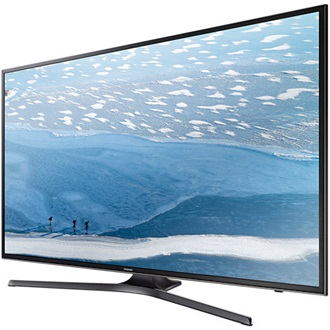 "Samsung UE43KU6000WXXH 43"" LED smart TV"