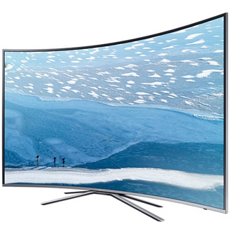 "Samsung UE43KU6500SXXH 43"" ívelt LED smart TV"