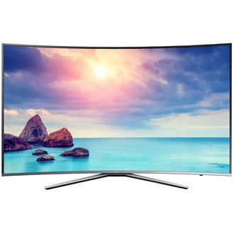 "Samsung UE49KU6500 49"" ívelt smart TV"