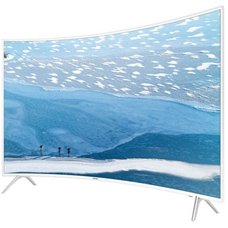 "Samsung UE49KU6510SXXH 49"" ívelt smart TV"