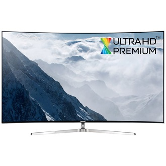 "Samsung UE55KS9000LXXH 55"" ívelt LED smart TV"