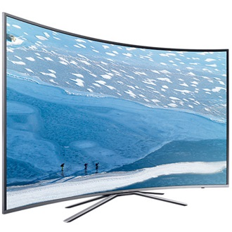 "Samsung UE55KU6500SXXH 55"" ívelt LED smart TV"
