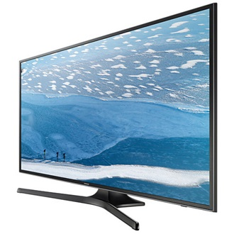"Samsung UE60KU6000WXXH 60"" LED smart TV"