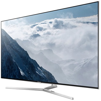 "Samsung UE65KS8000LXXH 65"" LED smart TV"