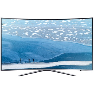 "Samsung UE65KU6500SXXH 65"" ívelt smart TV"
