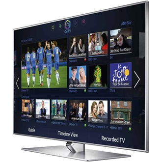 "SAMSUNG UE60F7000 60"" LED smart 3D TV"