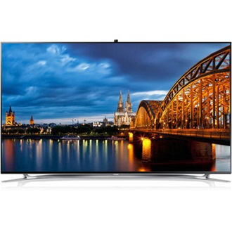 "SAMSUNG UE65F8000 65"" LED smart 3D TV"
