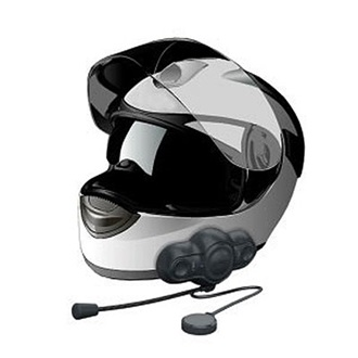 Santok BT Motocycle Headset