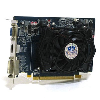 Sapphire Radeon HD5670 1GB GDDR5, 128bit, DVI, HDMI, Display Port (PCIe)