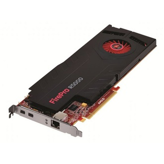 Sapphire technology AMD FIREPRO R5000 2GB GDDR5 PCI-EX16 2XDP ETHERNET RETAIL