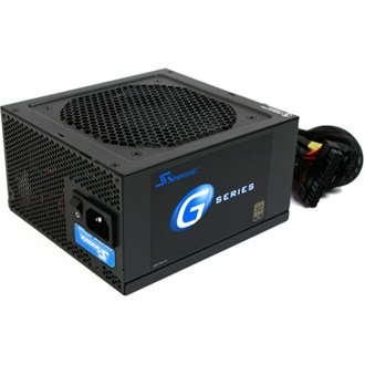 Seasonic G Series ATX gamer tápegység 650W 80+ Gold BOX