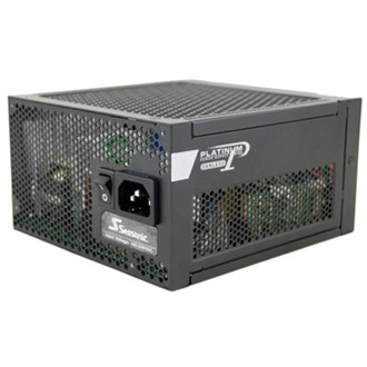 Seasonic Platinum Fanless ATX gamer tápegység 520W 80+ Platinum BOX