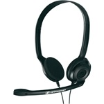 Sennheiser PC-3 chat stereo headset fekete