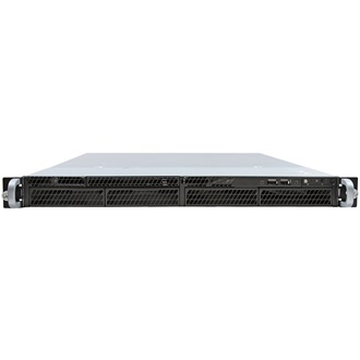 "Server INTEL R1304RPSSFBN (Rack 1U,1xXeon E3-1200v3, 4xDDR3 UDIMM 1600,4x3.5"" Fixed HDD, RAID RST(0,1,10,5),2xGLAN, 350"