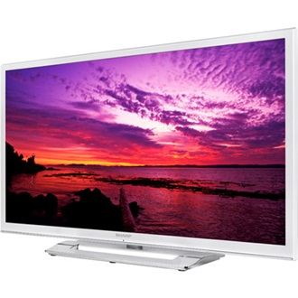 "Sharp LC39LE350VWH 39"" LED smart TV"