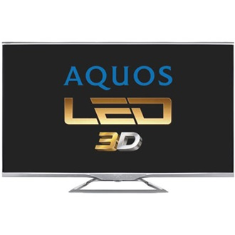 "SHARP LC50LE752V 50"" LED smart 3D TV"