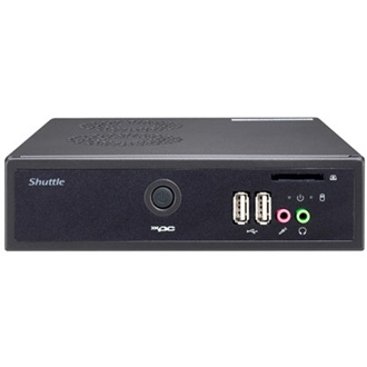 Shuttle Digital Signage DS61 desktop barebone