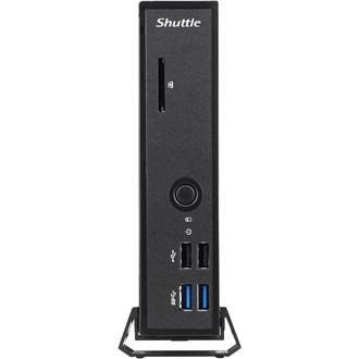 Shuttle Digital Signage DS437T desktop barebone