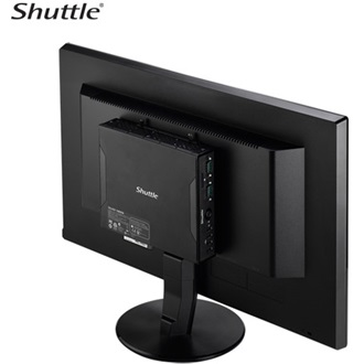 Shuttle Digital Signage DS437 desktop barebone