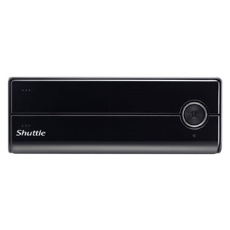 Shuttle XH61 Slim-PC Barebone (s1155)