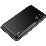 Silicon Power S103 10000mAh powerbank fekete
