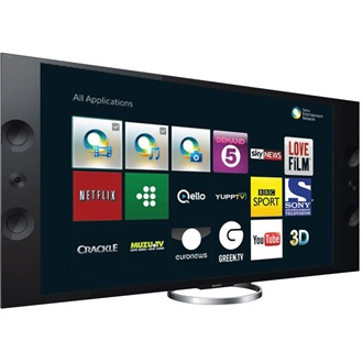 "Sony Bravia KD-65X9005 65"" LED smart 3D TV"