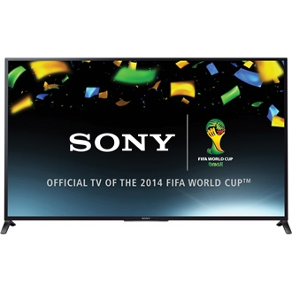 "Sony KDL-60W855B 60"" LED smart 3D TV"