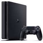Sony PlayStation 4 Slim 1000GB játékkonzol fekete + COD Infinite Warfare Legacy Edition