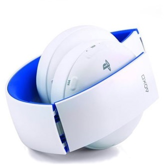 Sony PlayStation 4 wireless stereo headset fehér