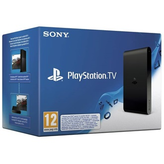 Sony PlayStation TV 1GB fekete